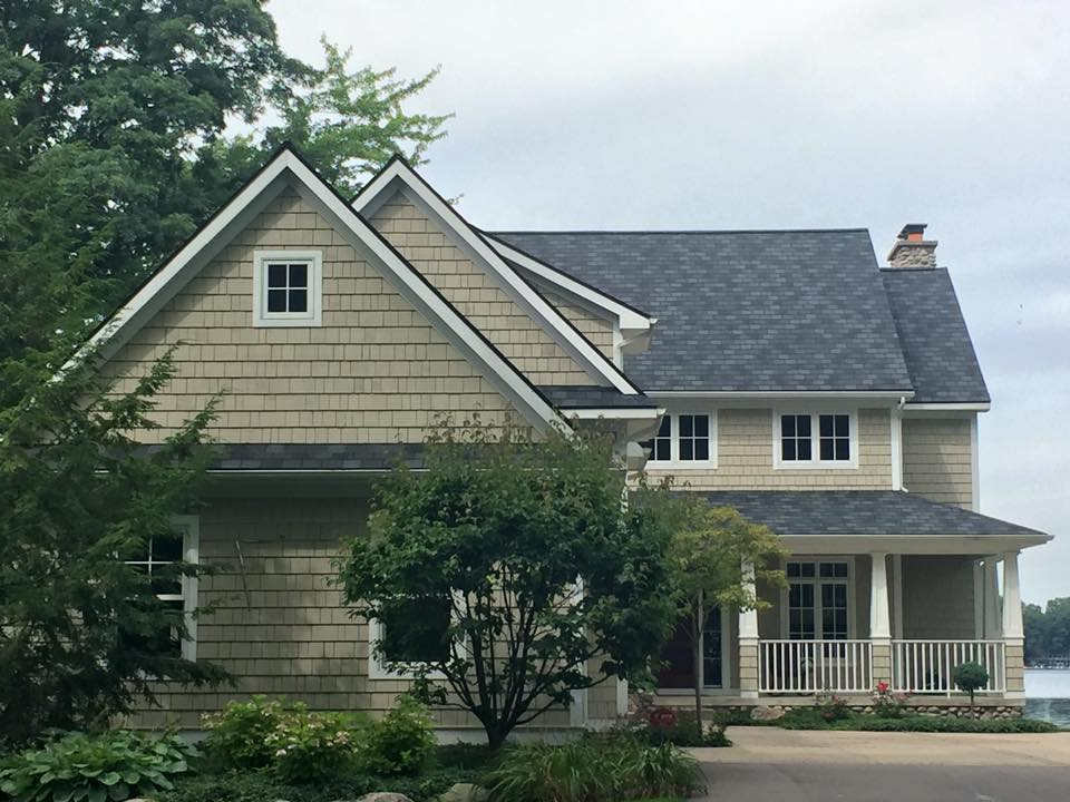 Certainteed Highland Slate roof