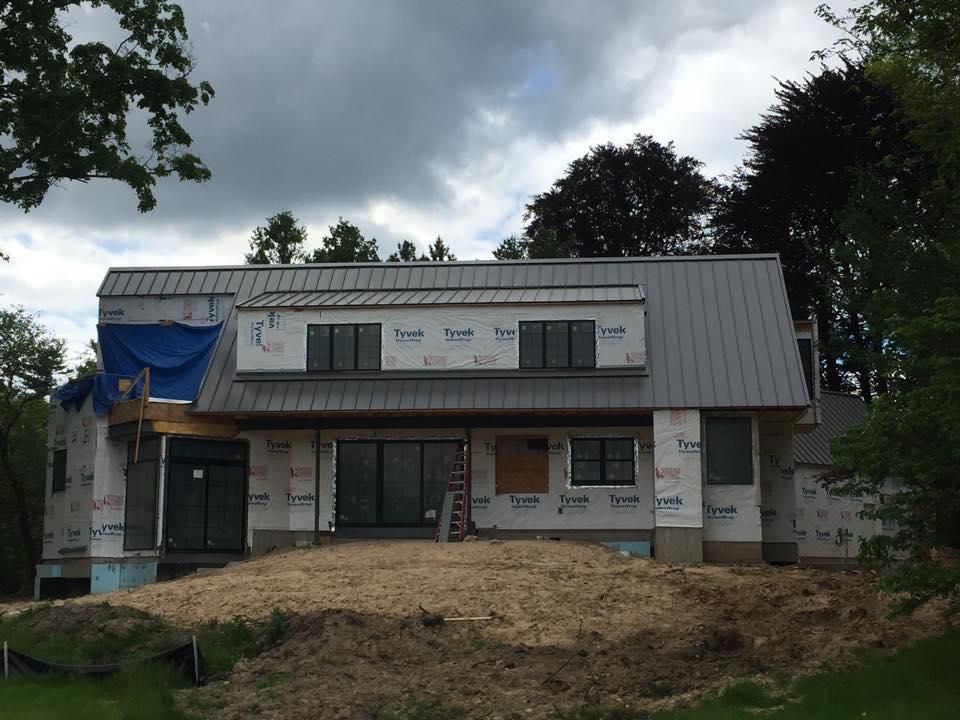 Standing seam roof2